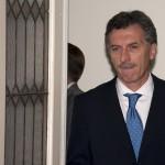 Conferencia Macri: Entra