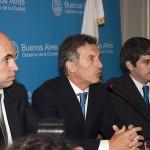 Conferencia Macri: Empieza