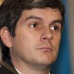 Conferencia Macri: Marcos Pena