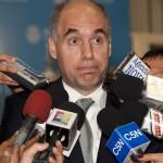 Conferencia Macri: Larreta Show