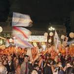 Marcha contra el matrimonio gay en el congreso